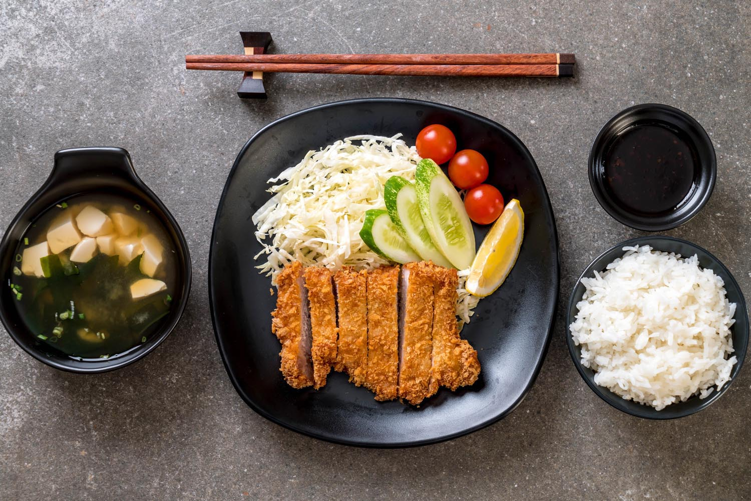 Tonkatsu – popular japanese cutlet