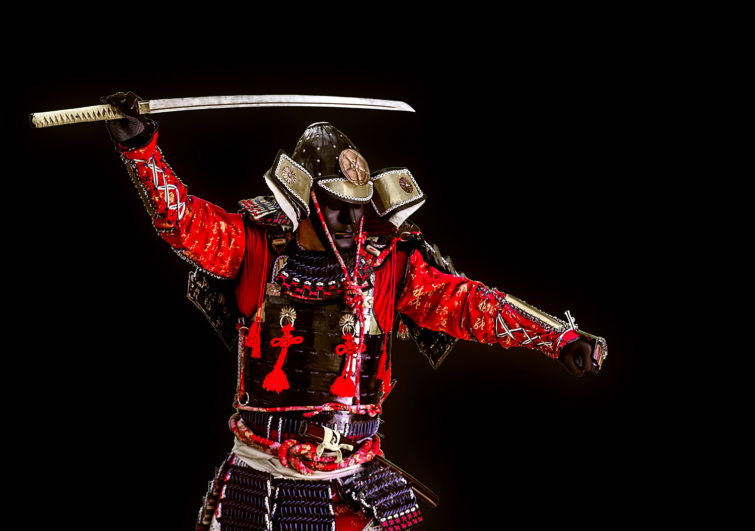 BUSHIDO JAPANESE SAMURAI CODE OF HONOUR