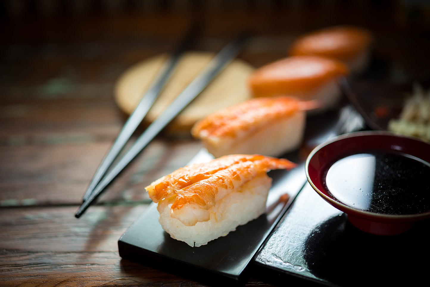 Nigiri – The most simple variety of sushi