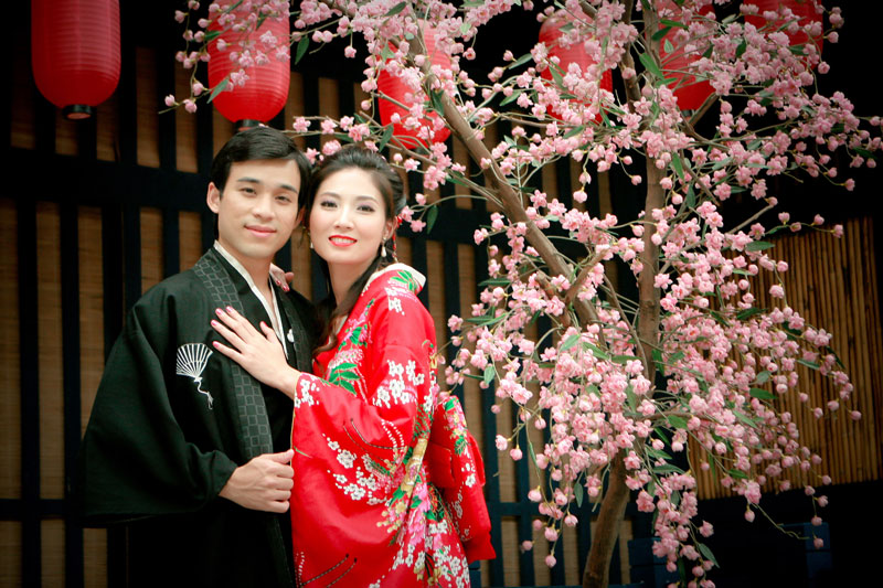 Traditional Japanese Wedding.Traditional Japanese Wedding Customs Superstitions And Dishes